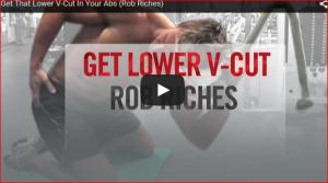 Get Lower V Cut