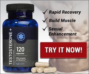 Testosterone Plus CTA