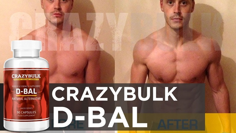 D-BAL-A safer alternative to dianabol