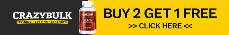 Crazy bulk- buy 2 get 1 free-DBal Side Effects