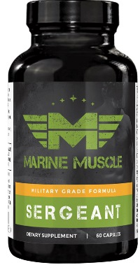 Marine Muscle Cutting Stack