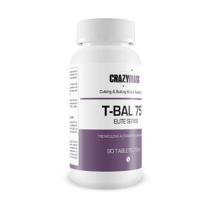 T-Bal 75-best steroid stack for lean muscle mass