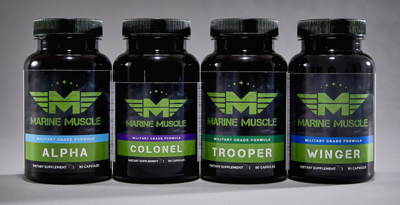 Marine Muscle Cutting Stack Reviews - Best Legal Steroids