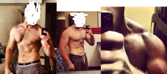 anavar before and after results