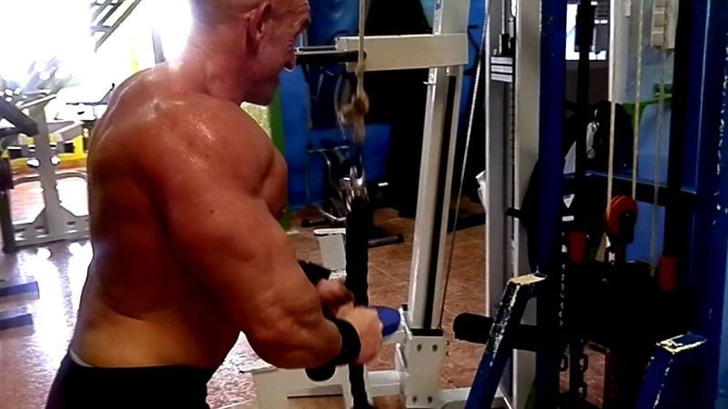 The Titan Triceps Set - Arm Workout & Exercises