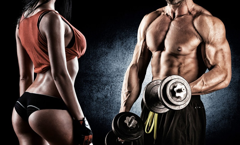 burn fat and build muscles