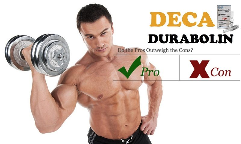 Deca Durabolin - Pros and Cons of Using this Legal Anabolic Steroids