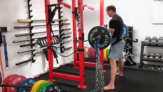 ZigZag Squats for Amazing Legs growth