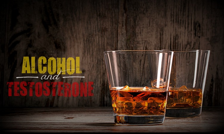 Alcohol and Testosterone