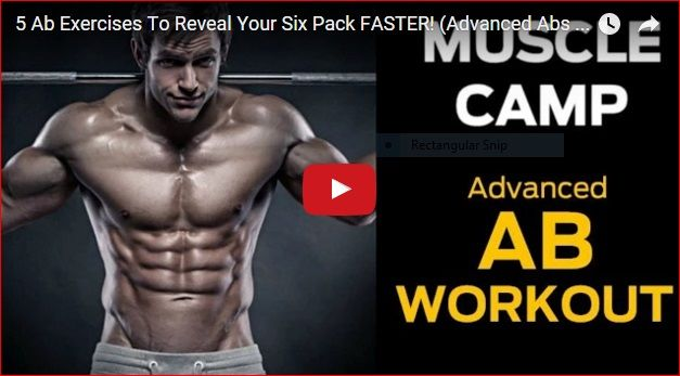 top 5 abs workout
