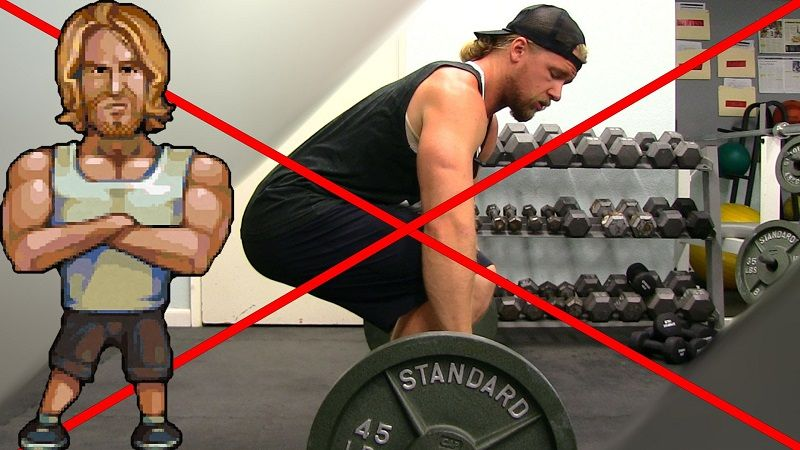 7 biggest mistakes and misconceptions of the gym