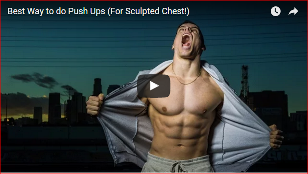 What's the Best Way to do Push Ups?