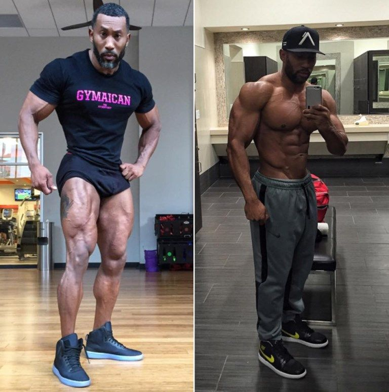 SHOULDERS OF THE GODS - Shoulder Workout with World Champion AJ Ellison