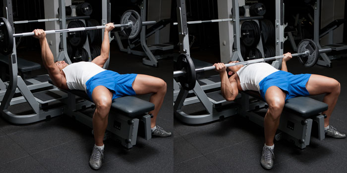 Underhand Bench Press
