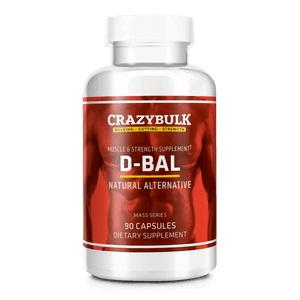 D-BAL |Best ripping & Muscle Building Steroids for sale