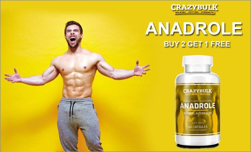 carzy bulk anadrole for bodybuilders