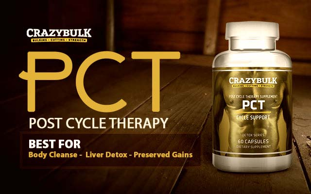 crazy bulk PCT Reviews