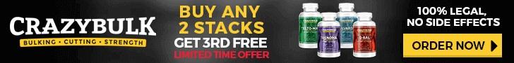 crazybulk discount code 2018