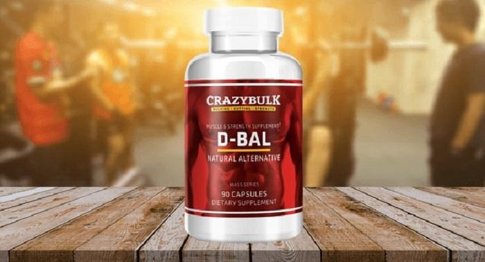 What is crazy bulk D-Bal | BigAndRipped.com