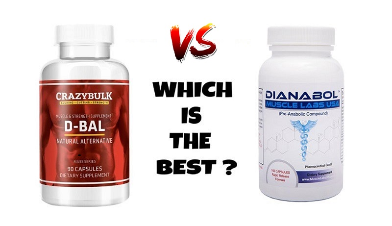 D-Bal vs Dianabol | Benefits & Side Effects | Comparison Review
