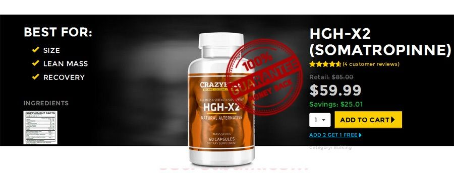 buy hgh-x2 from official website