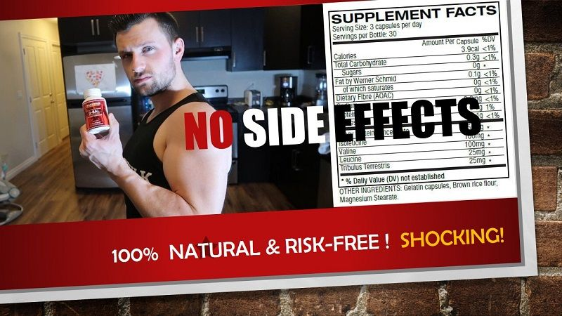 crazy bulk dbal side effects