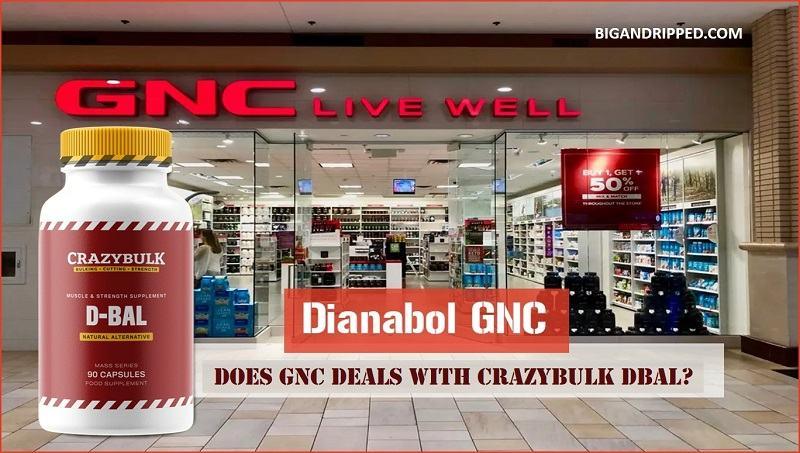CrazyBulk DBal GNC