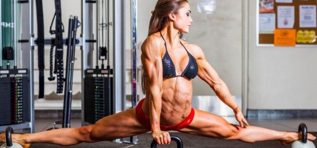 steroids for female