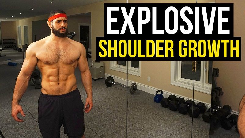 Every Possible Way for Getting a Massive Shoulder
