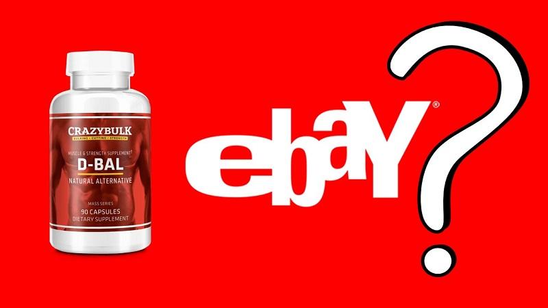 Crazy bulk D-Bal -Dianabol for Sale EBay!