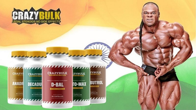 Crazy Bulk India Legal Steroids For Sale Dianabol Price In India