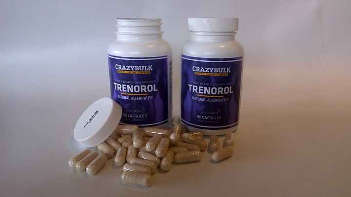 Crazy Bulk Trenorol - best steroid for women