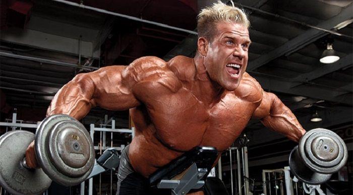 Jay Cutler chest Workout plan 2018