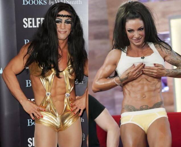 Jodie marsh amazing body transformation