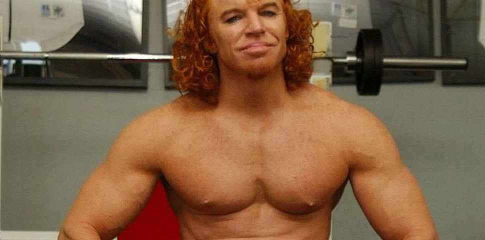 Carrot Top Steroids Rumor Or Veracity Find Out The Truth