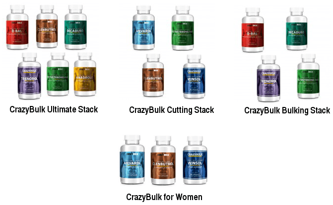 crazy bulk stacks