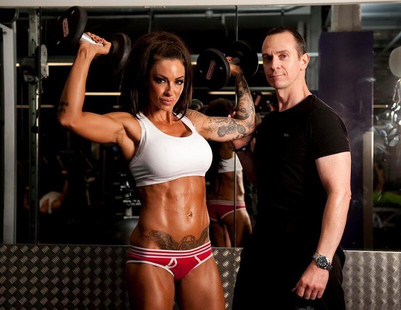 Shocking Female Celebrity Body Transformations | Jodie Marsh