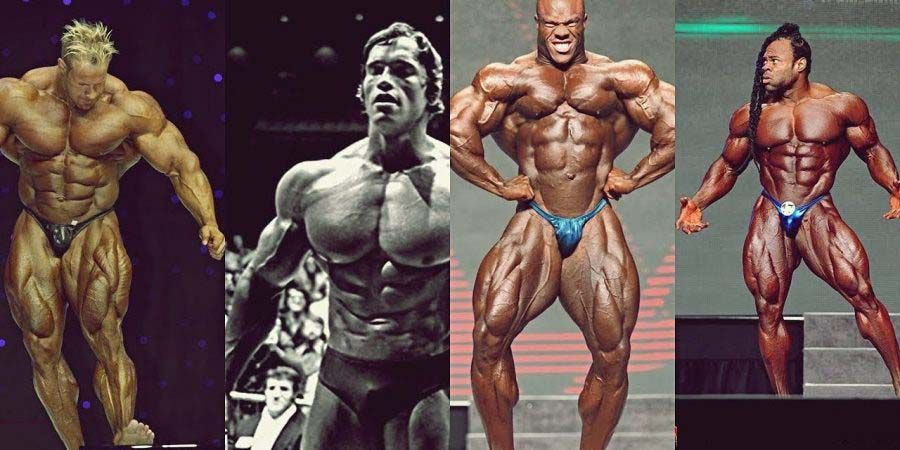 top 10 impressive and biggest bodybuilder of all the time on the earth