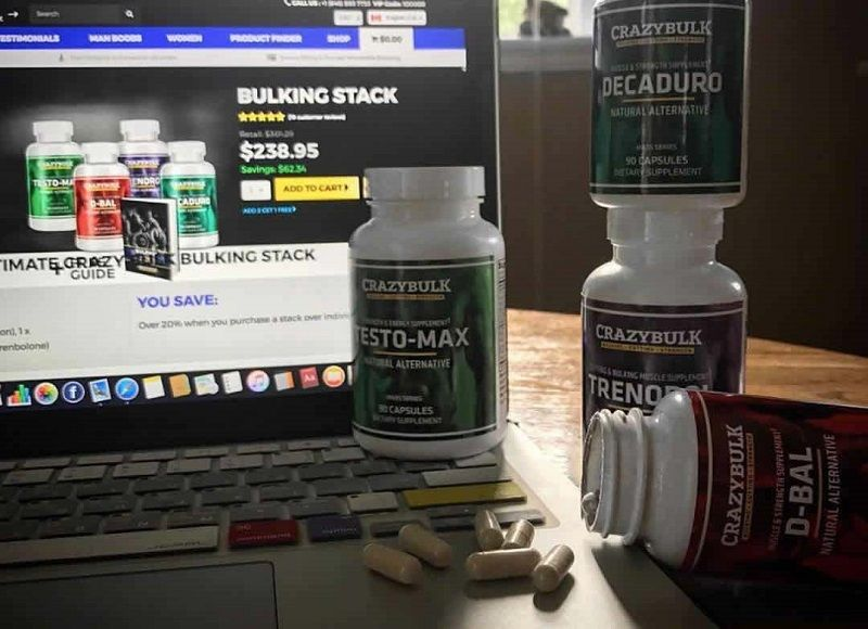 crazy bulk canada muscle pills