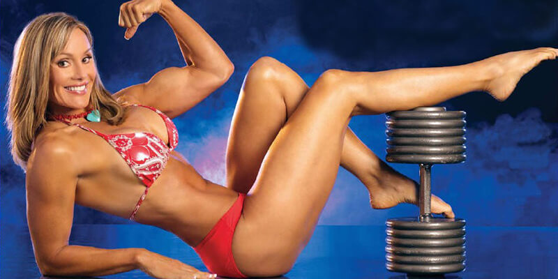 top sexiest american female bodybuilder