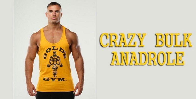 Anadrole - 100% Legal Anadrol by Crazy Bulk | Reviews