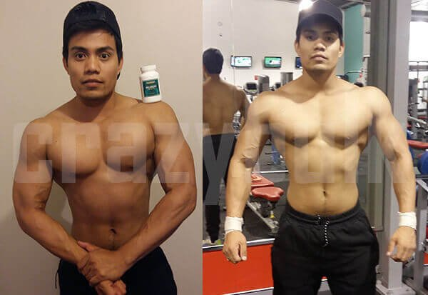 saurabh before and after