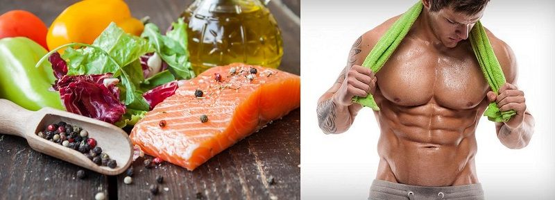 Lists of diets foods to get perfect v cut abs at home