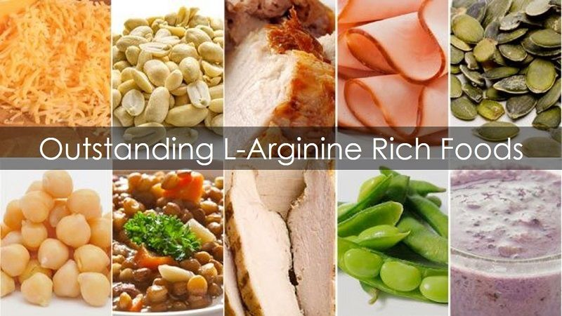 Top 10 Foods High In Arginine