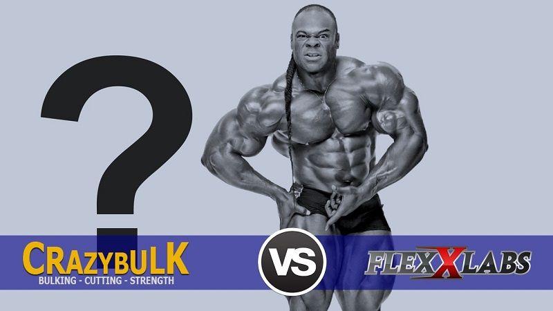 crazy bulk vs flexx labs
