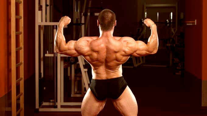 human growth hormone - bodybuilder