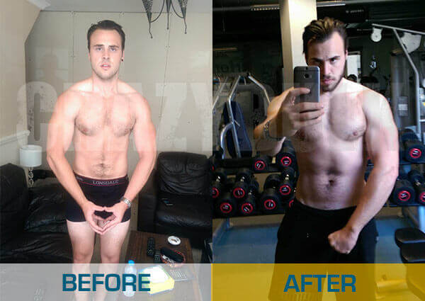 hgh-x2 before and after