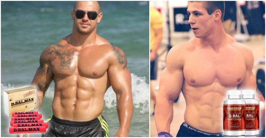 muscle builders - d bal vs d bal max