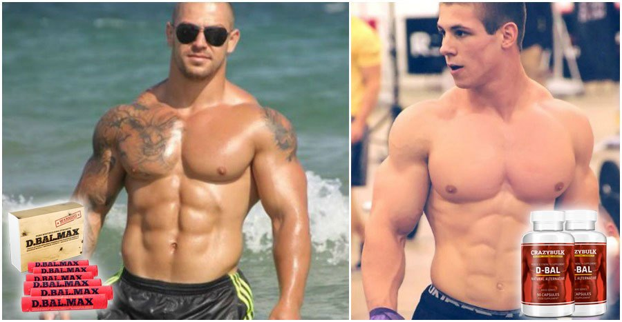 muscle builders - d bal vs d bal max