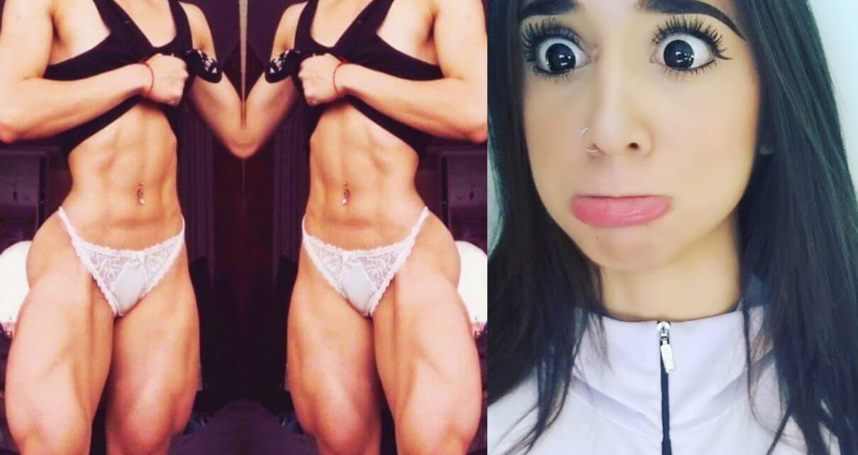 Bakhar Nabieva before and after results